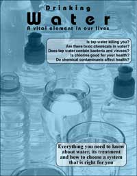 Drinking water is a vital element in our lives